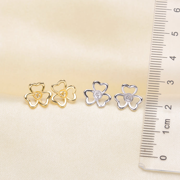 Breast Milk Earring Base - EE0018
