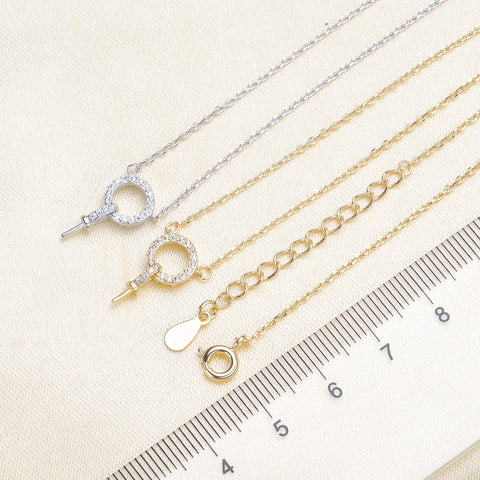 Breast Milk Charm Necklace - EN0001