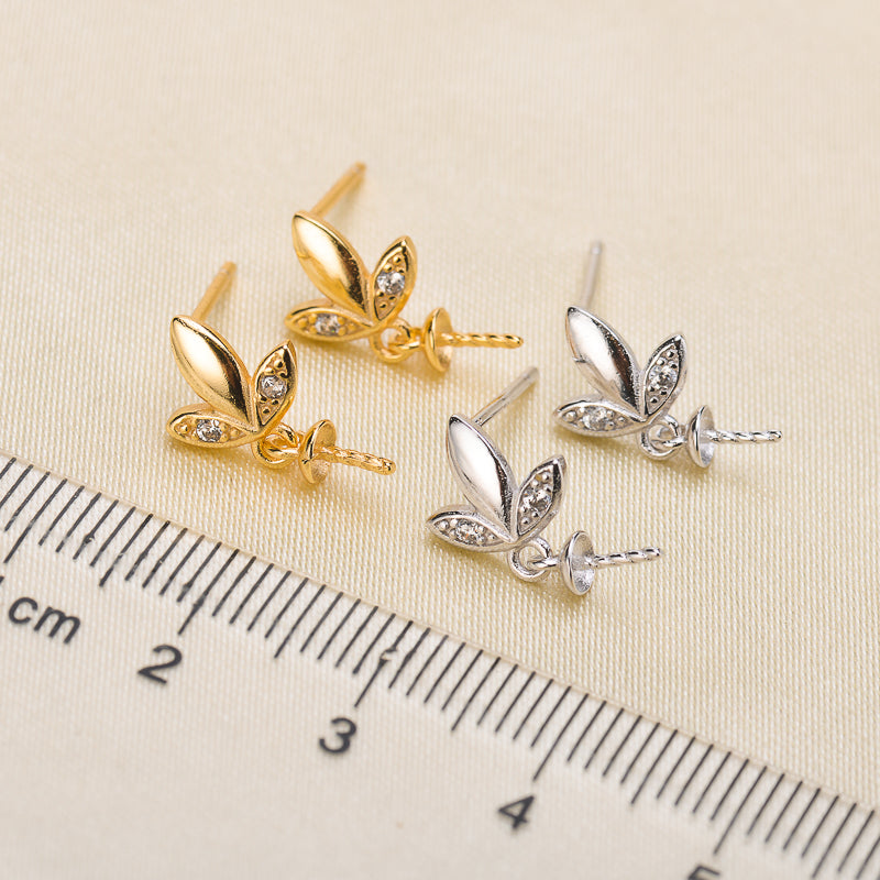 Breast Milk Earring Base - EE0046