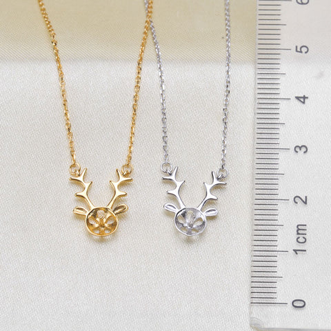 Breast Milk Charm Necklace - EN0004
