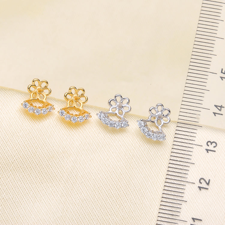 Breast Milk Earring Base - EE0053