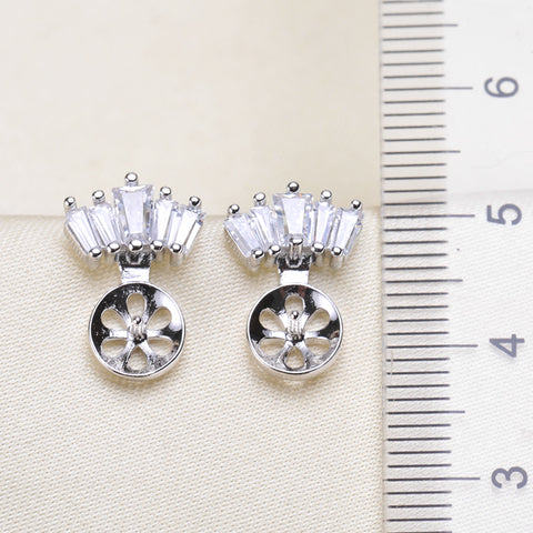 Breast Milk Earring Base - EE0064