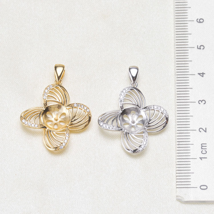 Breast Milk Pendant Base - EP0065