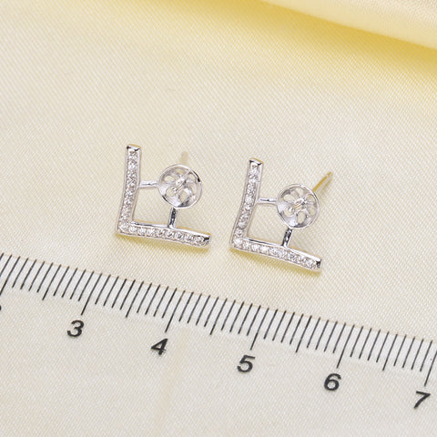 Breast Milk Earring Base - EE0069