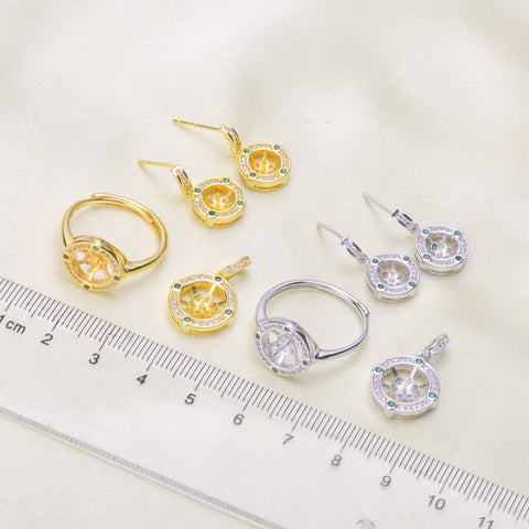 Breast Milk Jewelry Set - EJS0006