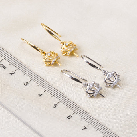 Breast Milk Earring Base - EE0079