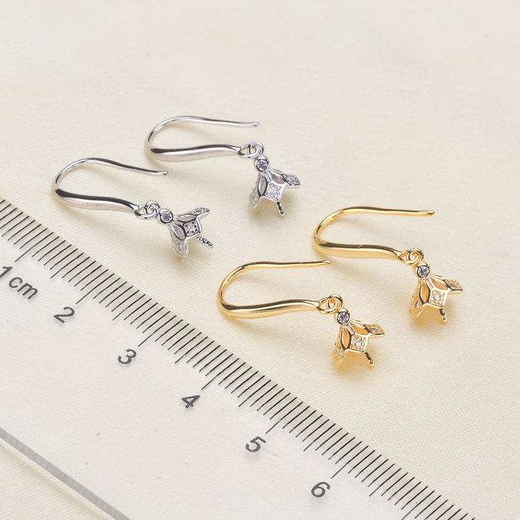Breast Milk Earring Base - EE0080