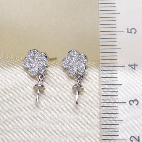 Breast Milk Earring Base - EE0082