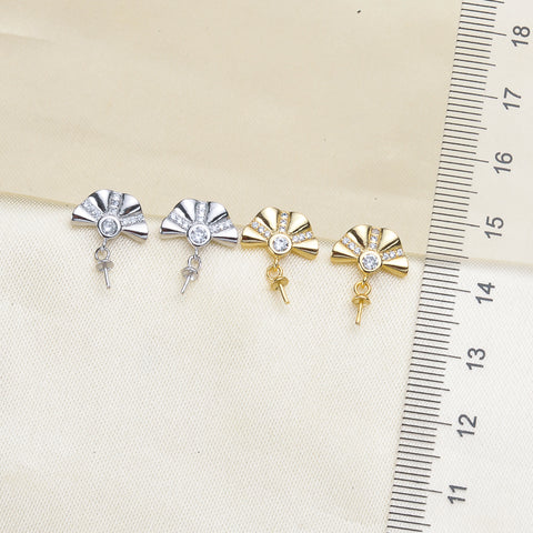 Breast Milk Earring Base - EE0084
