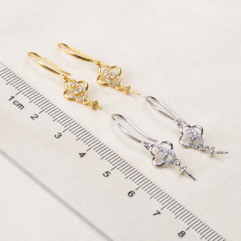 Breast Milk Earring Base - EE0086