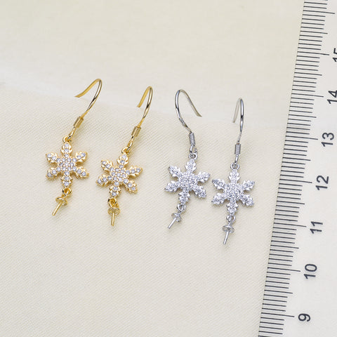 Breast Milk Earring Base - EE0088
