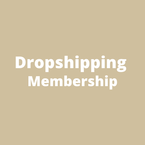 Dropshipping Membership - Breast Milk Jewelry