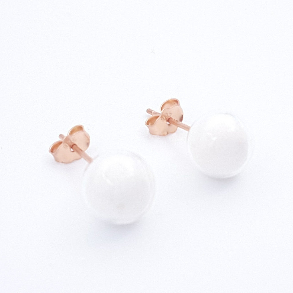 breast milk keepsake earring