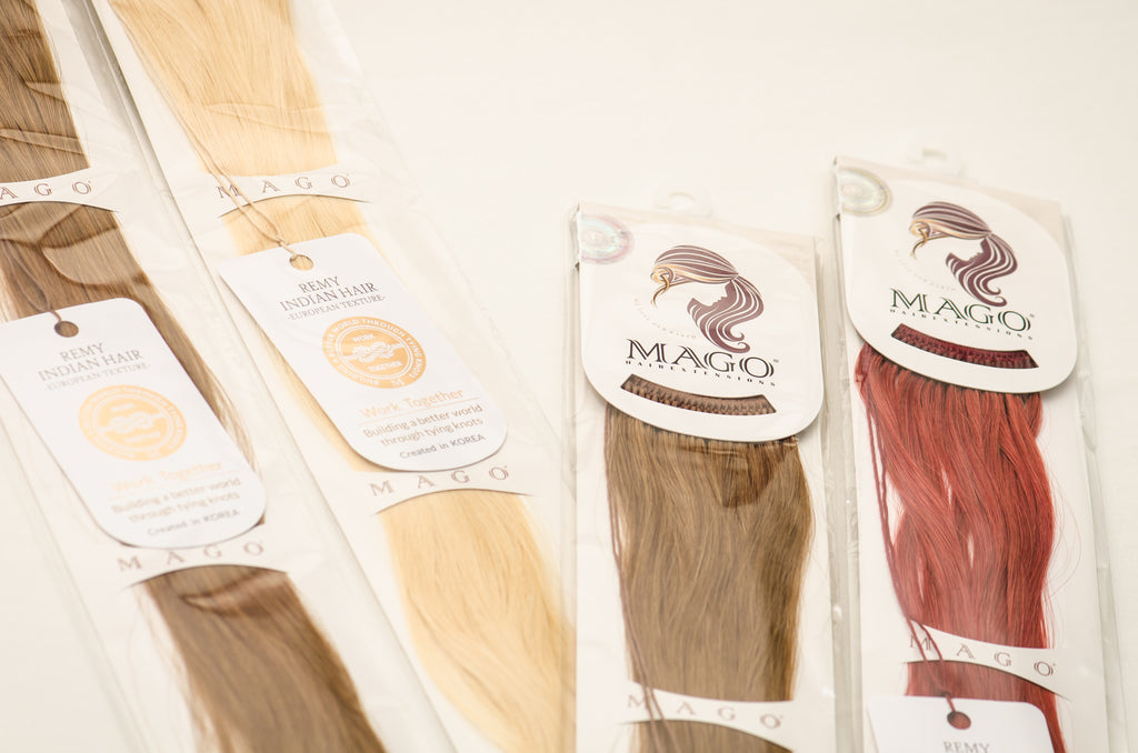 Mago Hair Extensions - 14""
