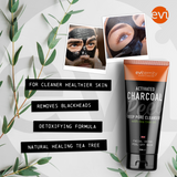 Activated Charcoal Blackhead Mask Deep Pore Cleanser Peel