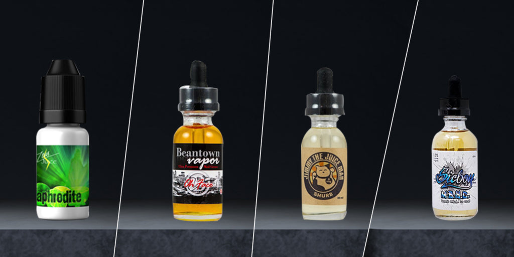 4 Best E-Juice Flavours of 2018