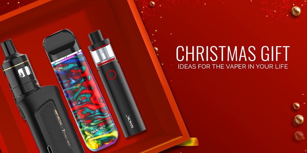 Christmas Gift Ideas for the Vaper in your Life