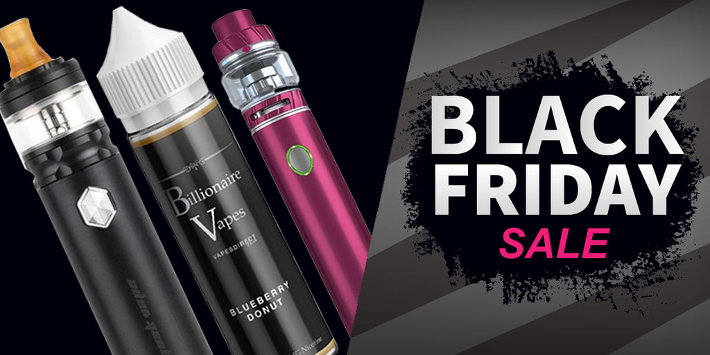 The Best Vape Deals Ever on Black Friday 2019