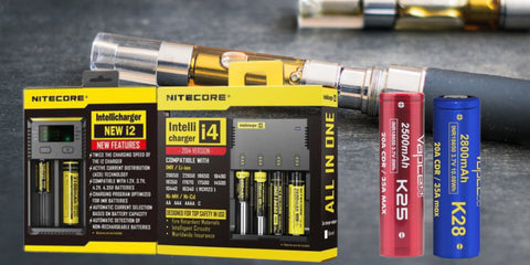 A Beginner's Guide to Vape Batteries and Vape Chargers