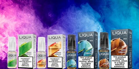 Picture of Liqua Eliquid Tabacco Flavour