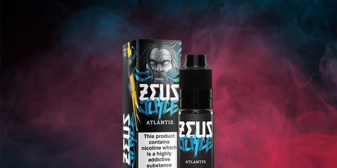 Zeus Juice Atlantis E-Liquid