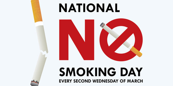 About National No Smoking Day?
