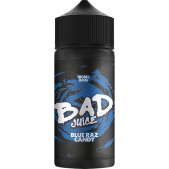 Bad Juice Blue Raz Candy 100ml Shortfill