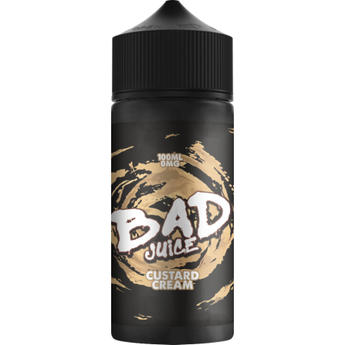 Bad Juice Custard Creams 100ml Shortfill