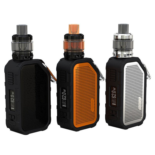 Wismec ACTIVE with Amor NS Plus Tank Full Sub-Ohm Kit