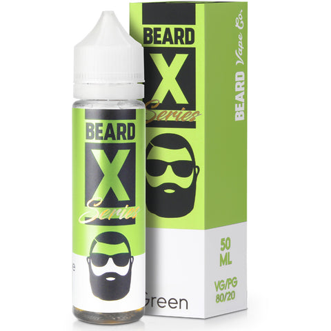 Beard X Series Green
