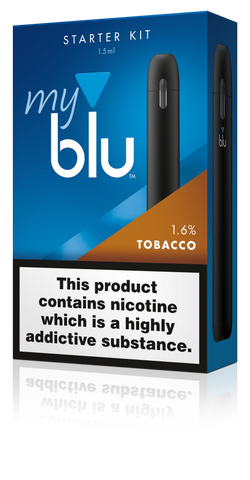 MyBlu Starter Kit Pod Device