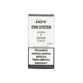 Ijoy Captain S Tank Replacement Coils
