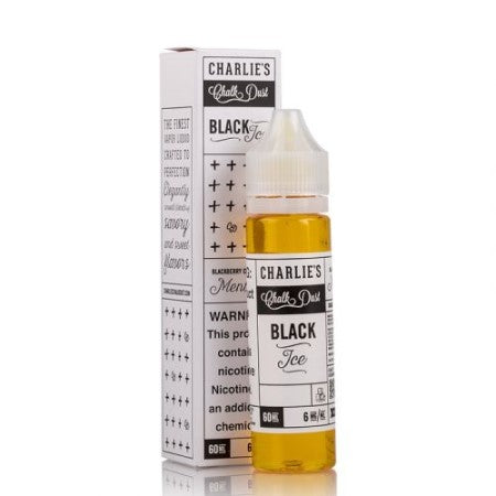 Charlies Chalk Dust -Black Ice Menthol Shortfill Eliquid