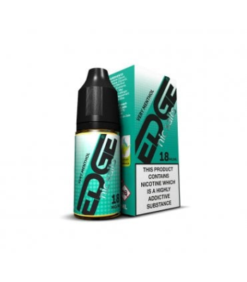 Edge Eliquid Nic Salts 10ml Very Menthol