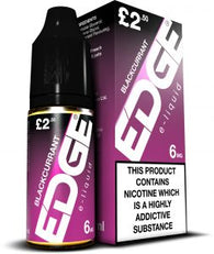 Edge Eliquid Blackcurrant