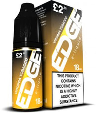 Edge Eliquid Virginia Tobacco