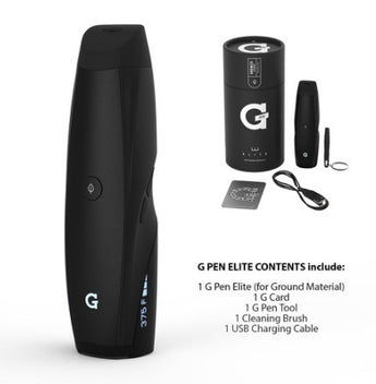 G Pen Elite Vaporizer by Grenco Science - Free Delivery