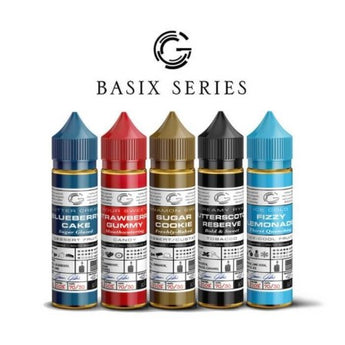 Glas Eliquid Shortfill 50ml - Strawberry Gummy