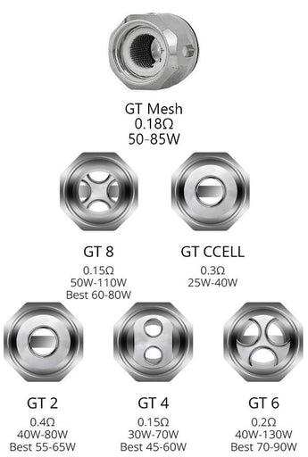 Vaporesso Gt Core Replacement Coils 3 Pack