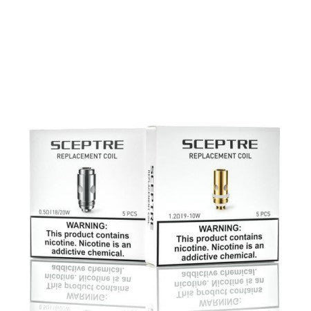 Innokin Sceptre Replaceable Coils