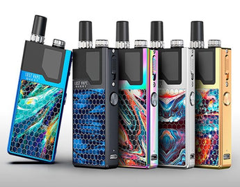 Lost Vape Orion Quest Full Kit