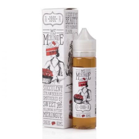 Charlies Chalk Dust -Ms Meringue Shortfill Eliquid