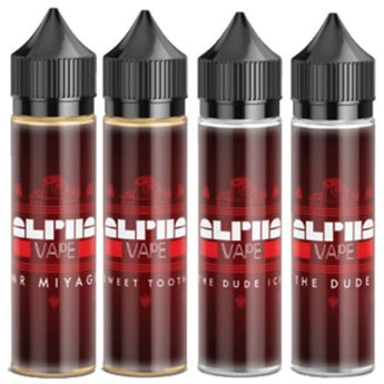 Marina Vape Alpha Shortfill Sweet Tooth