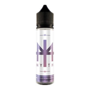Grape Fizz by Myth 50ml Shortfill Eliquid