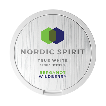 Nordic Spirit Bergamot Wildberry Nicotine Pouches