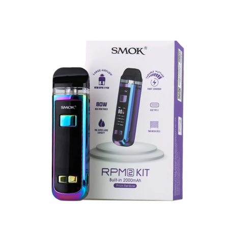 Smok RPM2 Kit - Free UK Delivery