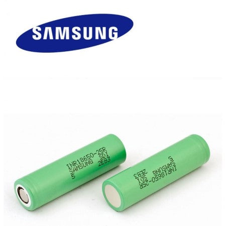 Samsung 18650 Battery 25R