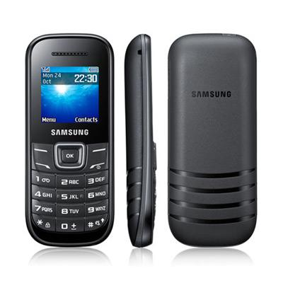 Samsung Keystone 2 GT-E1200y Unlocked Mobile Phone