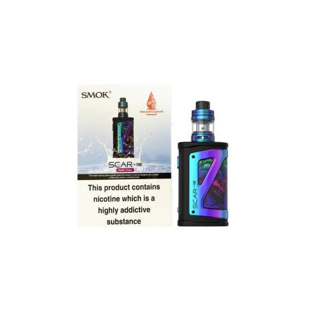 Smok Scar 18 Full Kit - Free UK Delivery