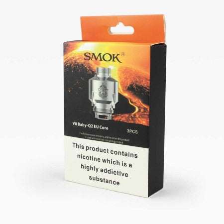 Smok V8 Baby Core EU Replacement Coils - 3 Pack